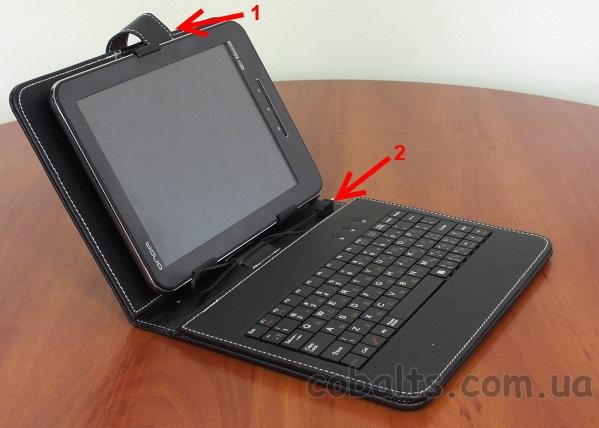 Важные моменты при использовании чехла с клавиатурой