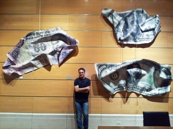 Пол Руссо  (Paul Roussea) американский художник