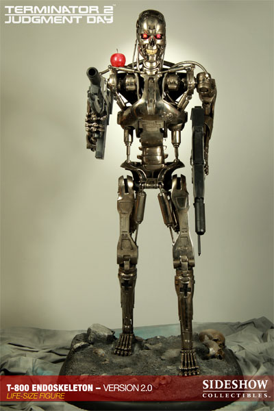 Sideshow Collectibles TERMINATOR_T-800_3
