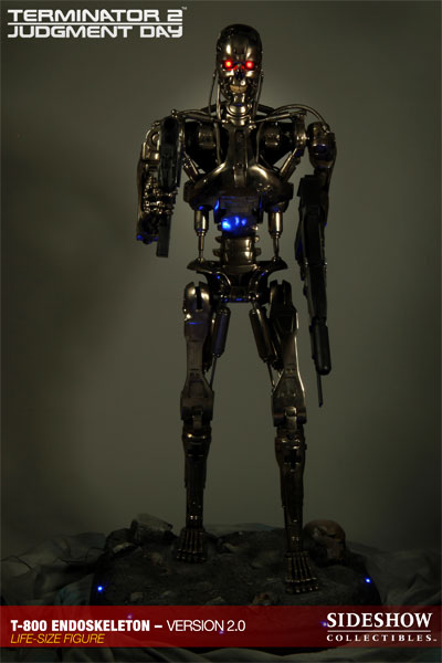 Sideshow Collectibles TERMINATOR_T-800_4