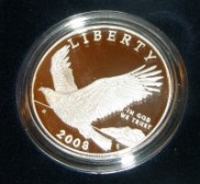Доллар США Белоголовый орлан