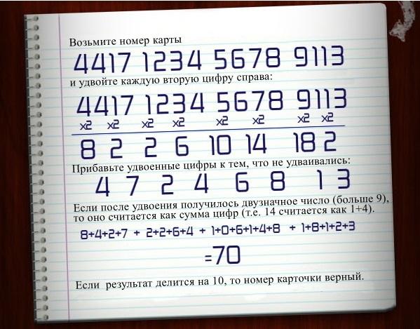 Как удостовериться в подлинности предъявленной платежной карты