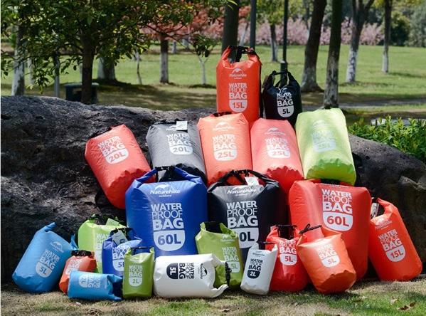 Большой выбор одонепроницаемых сумок