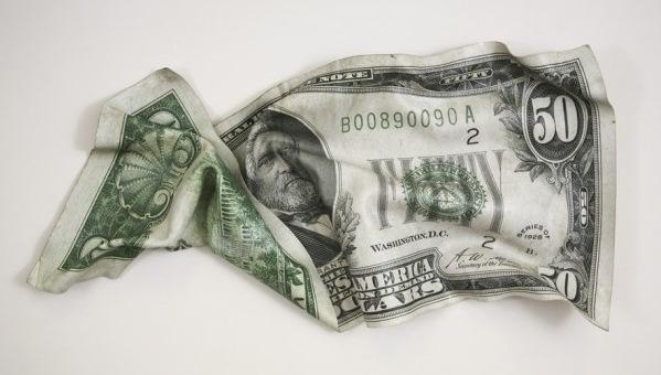 50 долларов США с изображением 18-го президента Улисс Гранта (Ulysses Grant)
