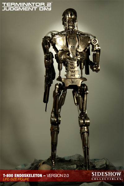 Sideshow Collectibles TERMINATOR_T-800_2