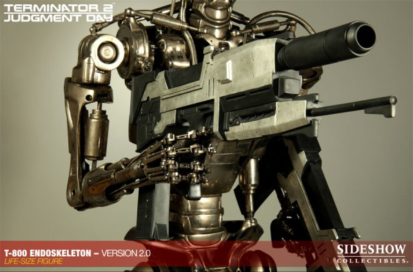 Sideshow Collectibles TERMINATOR_T-800_6