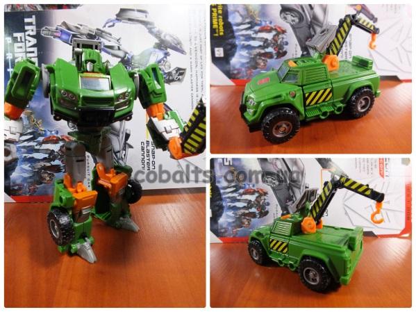 Трансформер Transformers Generation Hoist