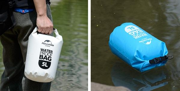 Крепление водонепроницаемая сумка